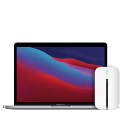 MacBook Pro (M1) (256GB) mit Vertrag O2 Free Unlimited Max