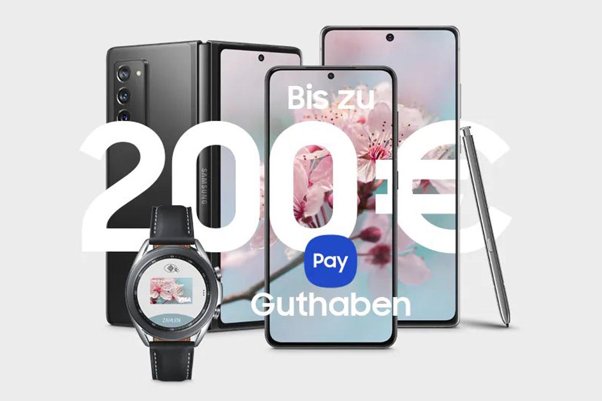 Nur bis 30.4.! Die besten Angebote zum S21 mit 200 Euro Startguthaben | GIGA Tech