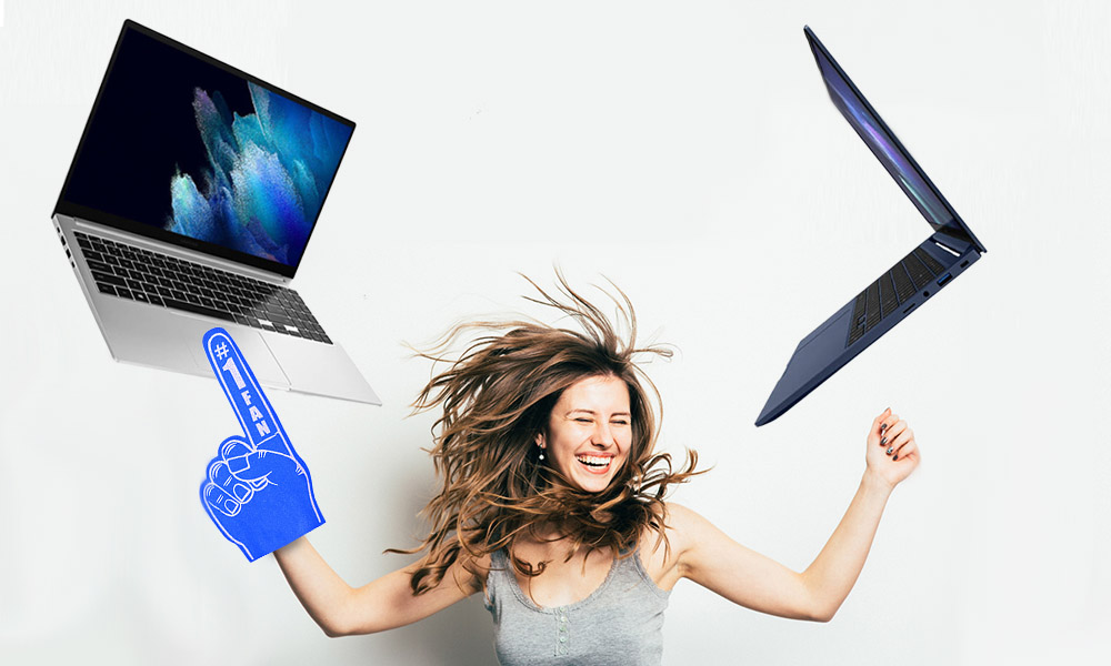 Samsung-Fans feiern dieses Angebot zum neuen Galaxy Book