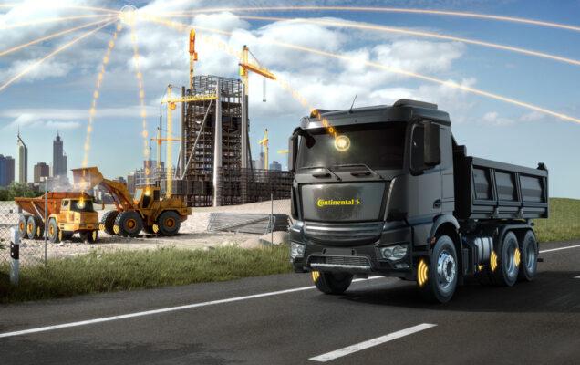 IoT-Reifenüberwachung bei Continental
