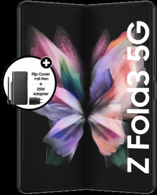 200 Euro Tauschprämie: Samsungs Falter sind günstig bei o2 gelandet
