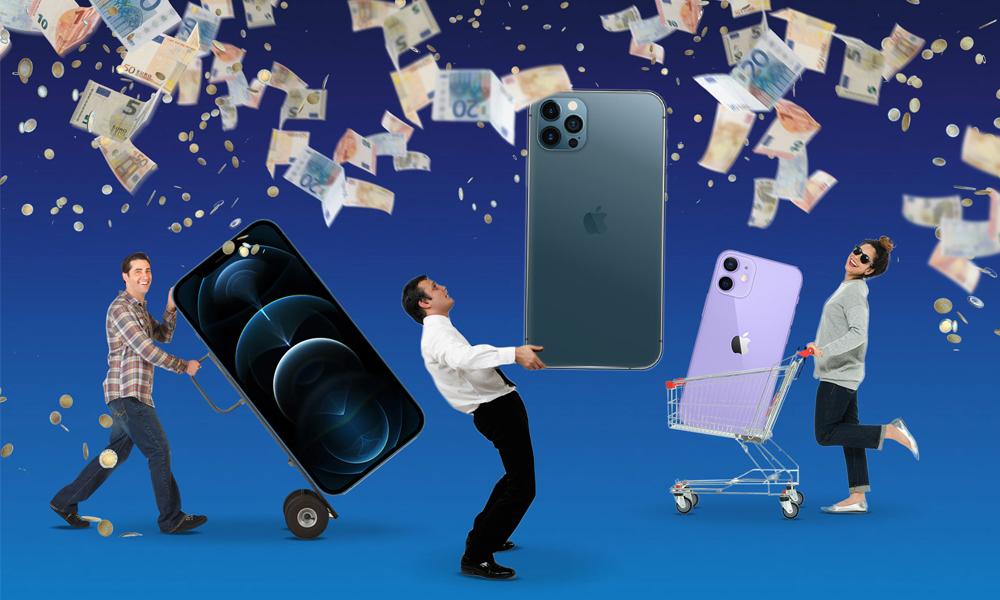 o2 News: 100 Euro Wechselbonus und neue iPhone-Deals